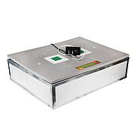 Инкубатор Наседка на 140 яиц с механическим переворотом и аналоговым терморегулятором
