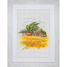 """Набор для вышивания нитками  """"Пейзаж"""", фото 2"""