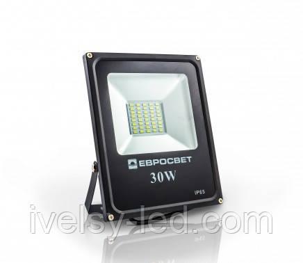 Прожектор вуличний PR-30 6400 K 30W
