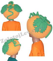 Карнавальна маска Гарбуз Гарбуз