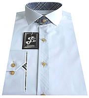 Рубашка мужская приталенная S 23.2 , фото 1