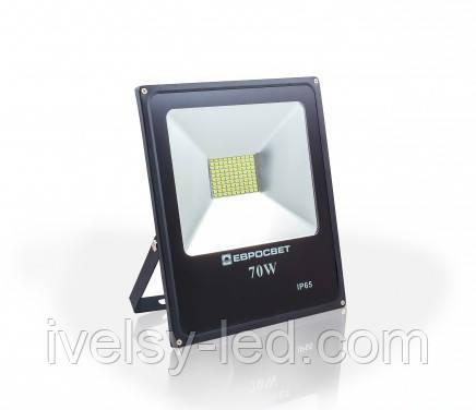 Светодиодный прожектор 70Вт