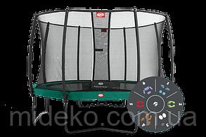 Батут Berg Favorit 430 Tattoo + Safety Net Deluxe 430
