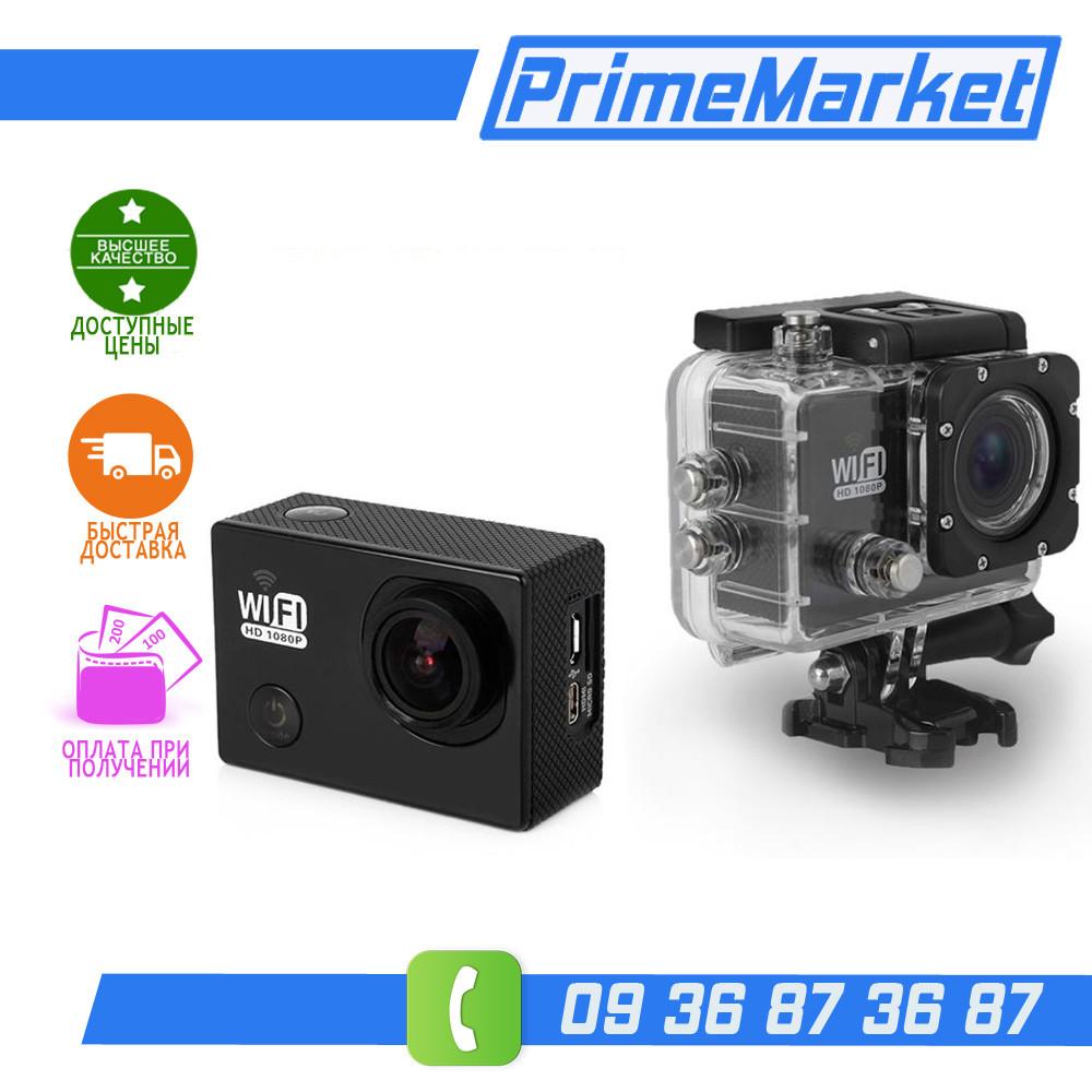 Экшн камера SJ6000 WiFi Оригинал Full HD 30fps аналог GoPro, фото 1