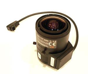 Об'єктив на безоб'єктивну камеру 2,8-12 мм