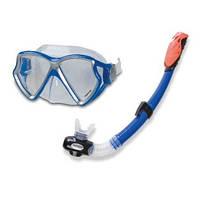 Набор для плавания (маска + трубка) Intex 55960