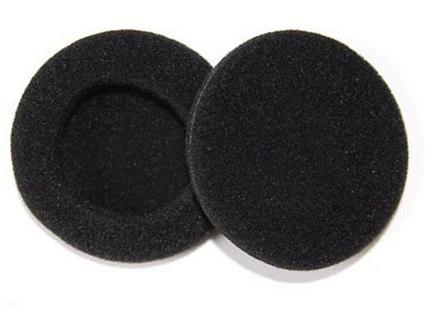 Подушечки для наушников амбушюр 35-40 MM Black #100615