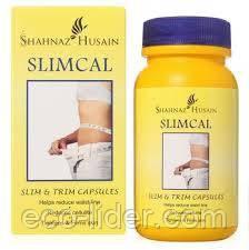 Аюрведические капсулы для похудения Шахназ Хусейн 60 капсул (Shahnaz Slimcal Slim&Trim)