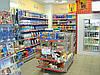 Новое торговое оборудование для магазина при АЗС в наличии с полками WIKO (ВИКО). Торговое оборудование