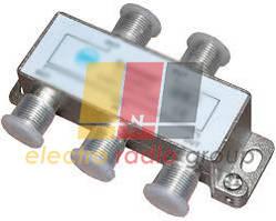 Splitter 4-way Germany 5-1000MHZ, корпус металл