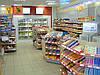 Новые торговые стеллажи WIKO (ВИКО) для магазина при АЗС. Стеллажи с полками в наличии и под заказ