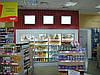 Новое торговое оборудование стеллажи WIKO (ВИКО) в магазин при АЗС. Торговые стеллажи АЗС