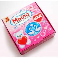 """Набор для изготовления мыла  """"Love"""", Луч 25С1511-08"""