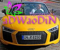 Дизайн Audi R8 рассекретили до премьеры