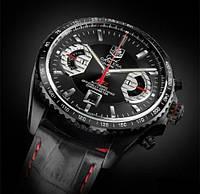 Часы Tag Heuer Grand Carrera calibre 17rs, механические, мужские
