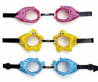 Детские очки для плавания Intex 55603