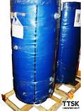 Аккумулирующий бак Корди с двумя теплообменниками АЕ-7-2Т-I объём 700 л, фото 4