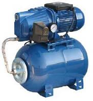Насосная станция AquaTechnica Leader 100-24 (гидрофор), бак 24 литра