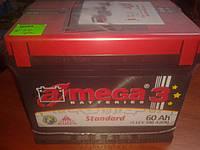 Акумулятор Amega Standart 6CT-60-А3