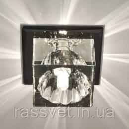 Светильник точечный (цоколь G9) прозрачный