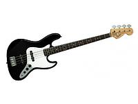 Бас-гитара FENDER SQUIER AFFINITY JAZZ BASS RW BK
