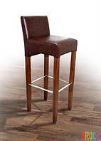 Барный стул Микс Мебель Сиетл коричневый