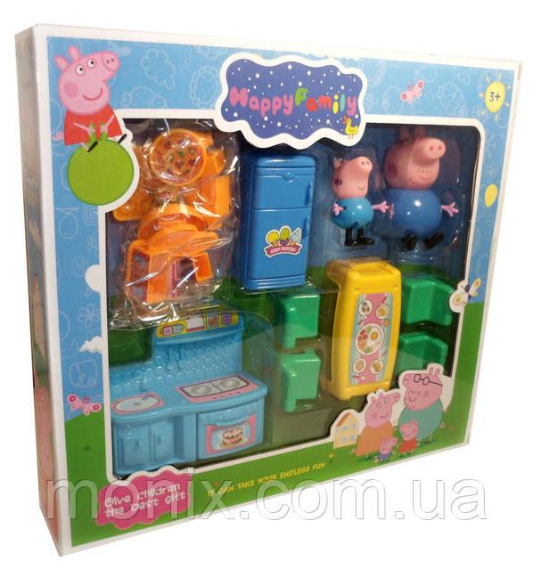 Набор мебели Свинка Пеппа ТМ 8865А