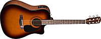 Электроакустическая гитара FENDER CD-60CE SB