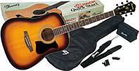 Акустическая гитара IBANEZ V50NJP VS