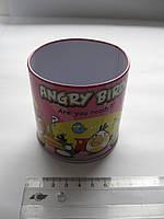 Подставка, стакан для ручек и карандашей  металлический