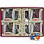 """Детская обувь для малюток """"Леопардик"""" от 0-4 мес,4-8 мес,8-12 мес, фото 2"""