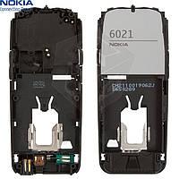 Средняя часть корпуса для Nokia 6021, полная, оригинал