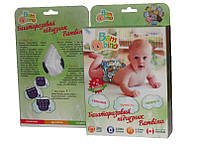 Многоразовый подгузник Bambino флис+ 2 вкладки с микрофибры Производитель Rearz Inc., Canada