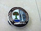 Колпачки в диски AMG (1шт.), фото 4