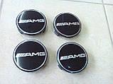 Колпачки в диски AMG (1шт.), фото 8