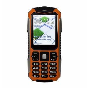 Мобильный телефон Land Rover S6 2 Sim. Водонепроницаемый и противоударный