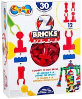 Конструктор ZOOB Z-Bricks 30 элементов 15030