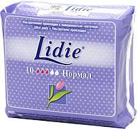 Гигиенические Прокладки LIDIE ультра нормал 10