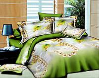 Полуторный комплект постельного белья Свадебный Подарок