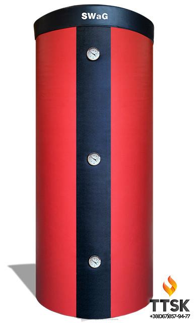 Теплоаккумулятор SWaG 1000 л