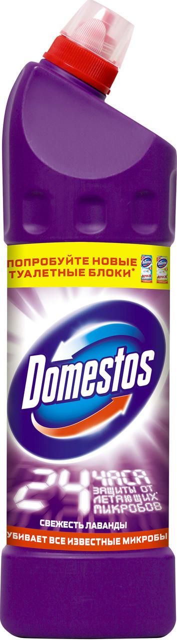 Domestos универсальное чистящее средство Сежесть Лаванди 1 л