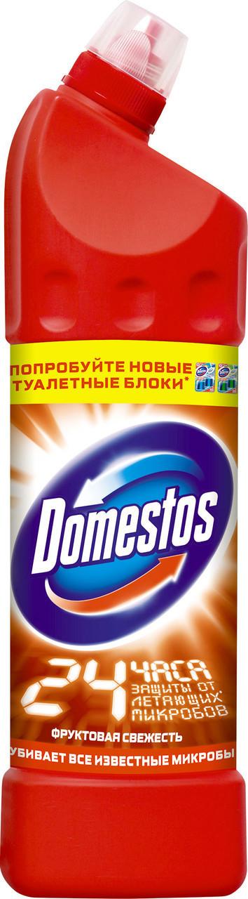 Domestos универсальное чистящее средство Фруктоваяя Сежесть 1 л