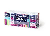 Kleenex носовые платки Original белые 10*10 шт