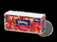 Kleenex носовые платки Клубника 10*10 шт