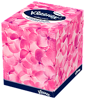 Kleenex салфетки в коробке Коллекшн Куб 100