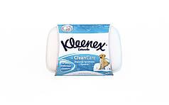 Kleenex влажная туалетная бумага 42 шт (в тубе)
