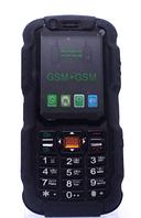 Кнопочный противоударный телефон SONIM Discovery A12 на 2 сим-карты
