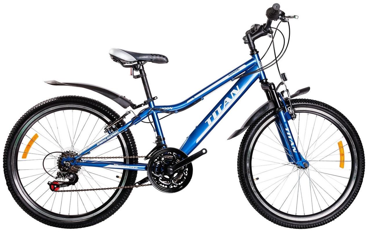 """Подростковый велосипед Titan Moon 24"""""""