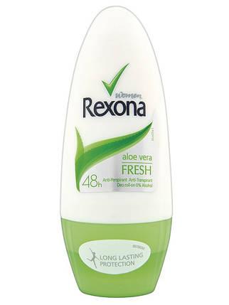 Rexona дезодорант антиперспирант ролликовый Алое женский 50мл , фото 2