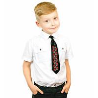 """Детский галстук """"Малик"""" с вышивкой"""
